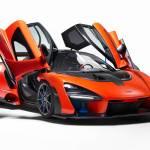 マクラーレンが新型ハイパーカー「セナ」公式発表。価格は1億1400万円、限定500台、重量は1198キロ