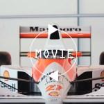 【動画】ブルーノ・セナがマクラーレン訪問。アイルトン・セナの偉業と対面したのち「セナ」をドライブ