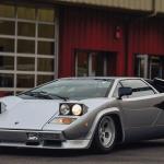 【競売】超希少!ウォルター・ウルフと同じ仕様の「ランボルギーニ・カウンタックLP400S シリーズⅡ」