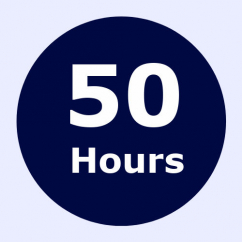 50 hour intensive driving course