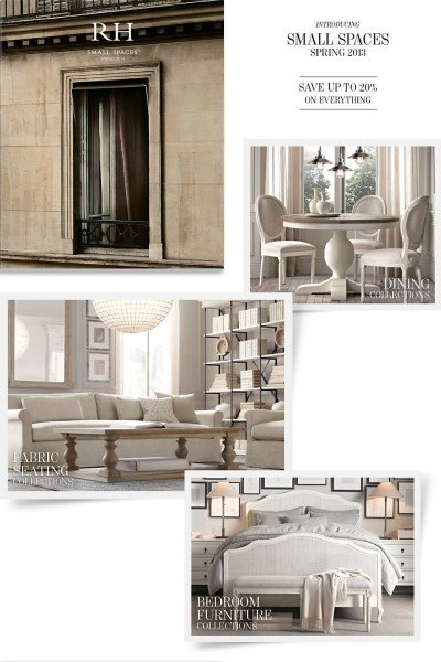 Restoration Hardware 2013 Catalog