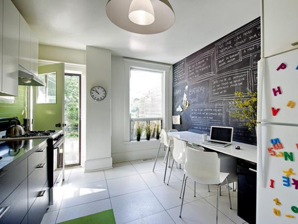 HGTV's Small Kitchens with Big Style. Credit Photography by Steve Tsai