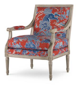 Pearson's French Bergere 1365 Chair (pearson.com)