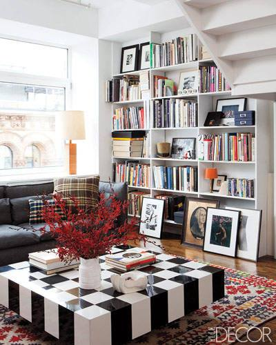 Photo Credit from Elle Decor
