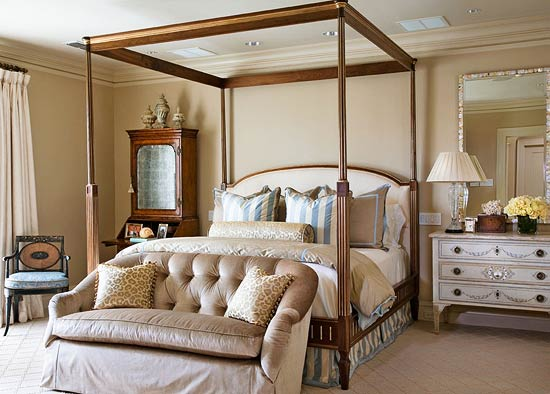 Benjamin moore archives for Beautiful master bedroom colors