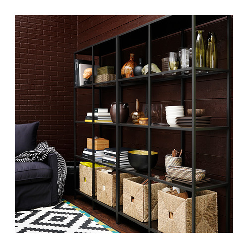 ikea vittsjo shelving unit archives. Black Bedroom Furniture Sets. Home Design Ideas