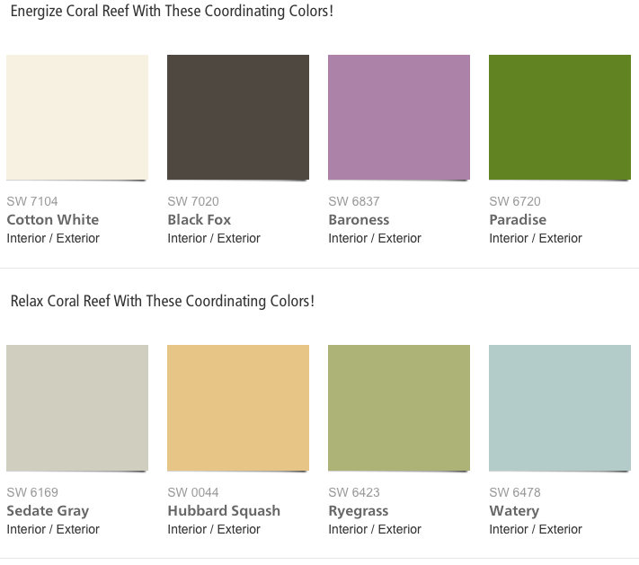 Sherwin Williams 2015 Color Of The Year Intentional