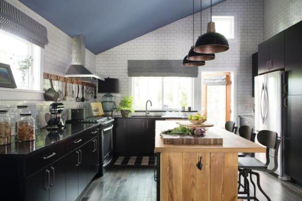 HGTV Kitchen Urban Oasis 2015