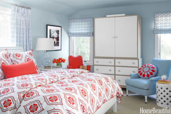 blue, Top 5 Shades of blue paint colors for your home