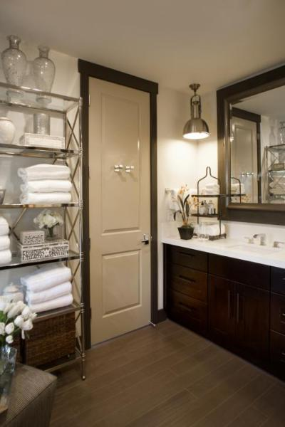 Storage, HGTV Dream Home 2014, Master Bath