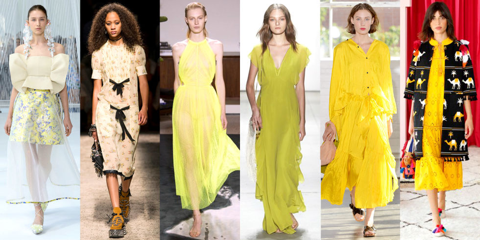 Yellow Tops 2017 Fashion Trends!