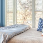 coverlet, bedroom spring cleaning