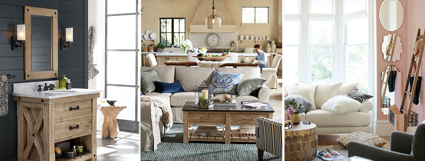 Pottery Barn 2017 Spring Summer Paint Colors Intentional