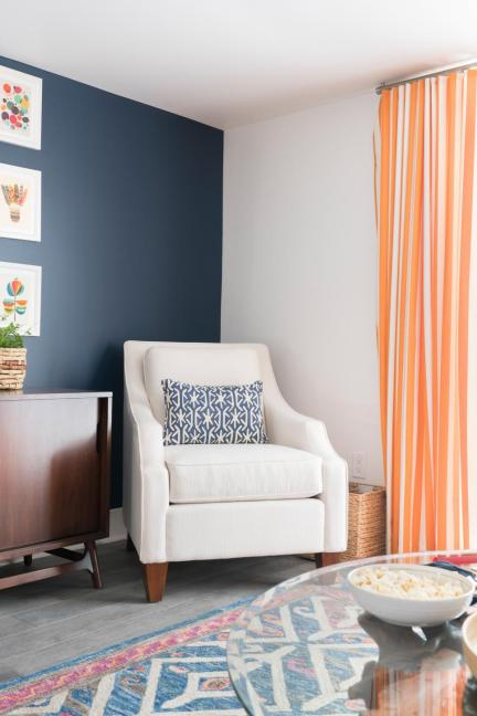 upholstered chair, paint colors 2017 diy network ultimate retreat