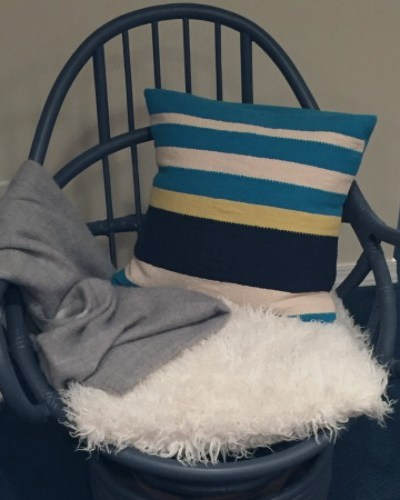 diy boho chair