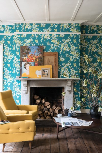 Farrow & Ball Wallpaper Launch