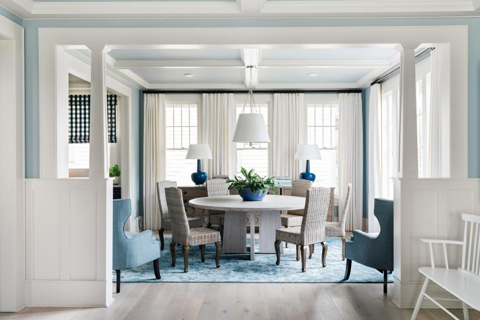 HGVT Urban Oasis 2017 Dining Room Paint Colors