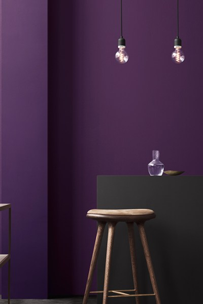 home decorating blog Spring 2018, 2018 paint colors, Ultra Violet, 2018 Pantone Color of the Year