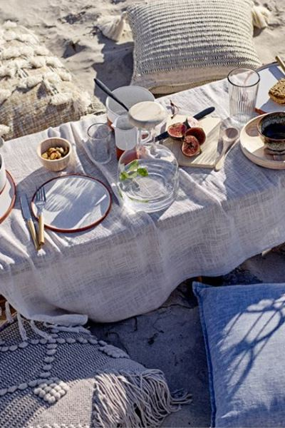 summertime diy outdoor table settings