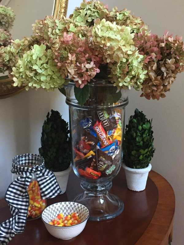 DIY Fall Centerpiece