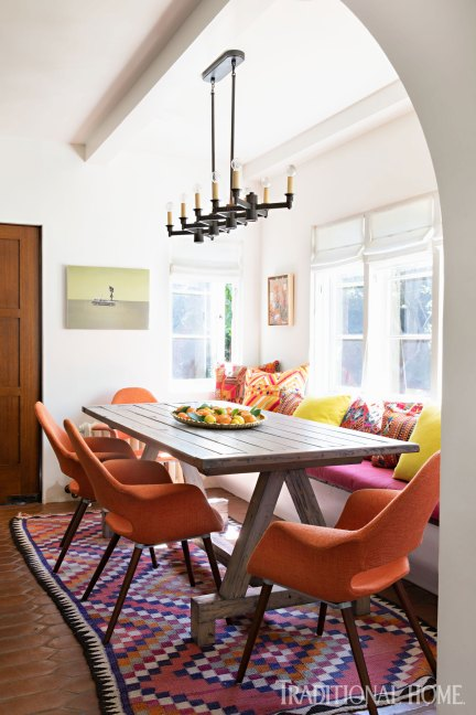 small rooms bold designs