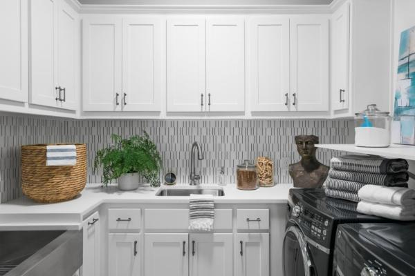 HGTV Smart Home 2019, Laundry Room