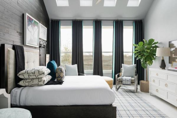 HGTV Smart Home 2019, Master Bedroom