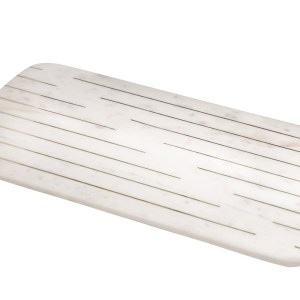 Easton, Marble Rectangular Tray