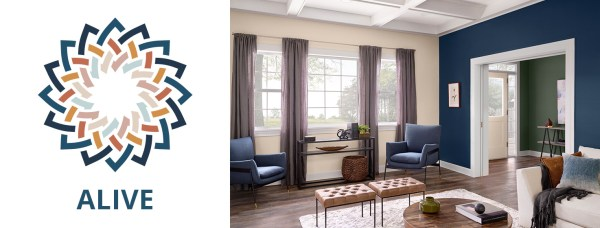Sherwin-Williams 2020 Colormix Alive