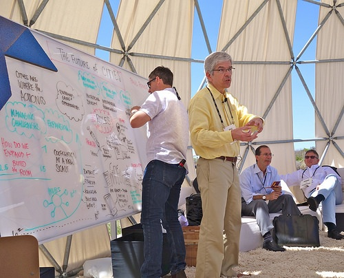 How to hold a brainstorming session