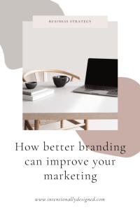 Better branding