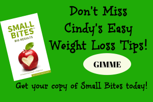 small bites, big results: a common sense guide to weight loss by cindy newland with intentionally eat