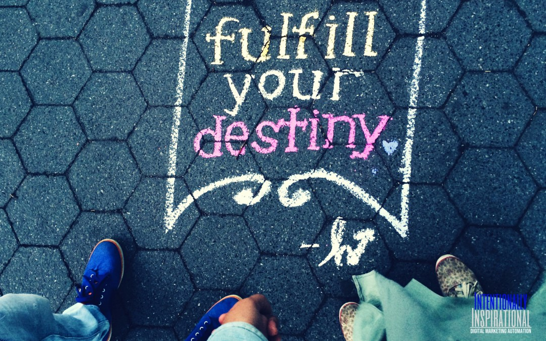 Make Your OwnDestiny