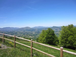 View from Kayola Alb