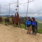 Alto del Perdon - Hill of Forgiveness