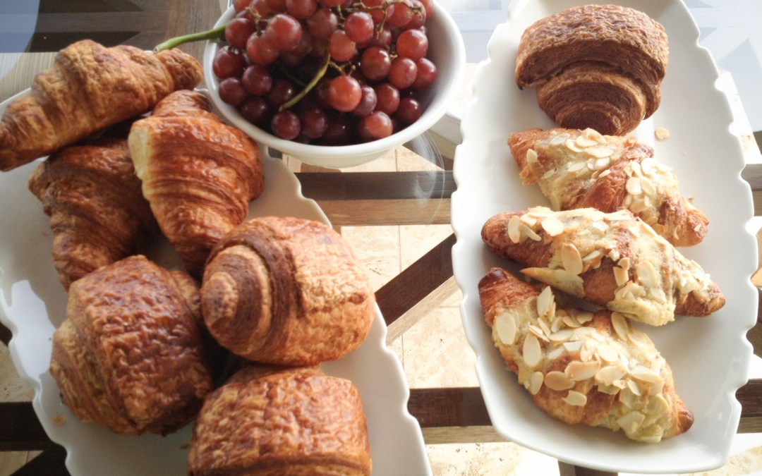 30 day learning challenge: Croissant edition