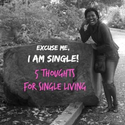 Excuse me, am Single!