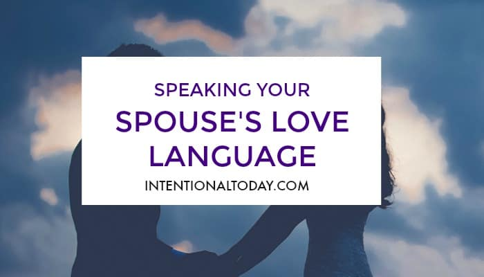 Why speaking your spouse's love language might be a race to the bottom, not the top