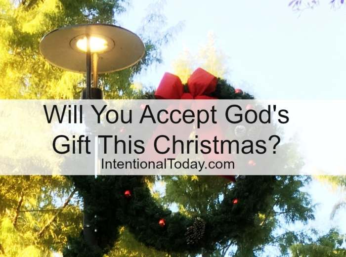 Maybe you feel like you don't have anything to celebrate this Chrismas. Here's how my story changed