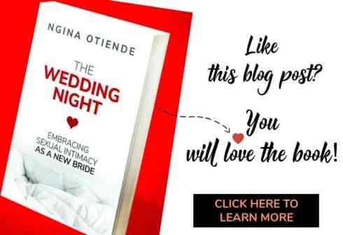 Wedding night intimacy book