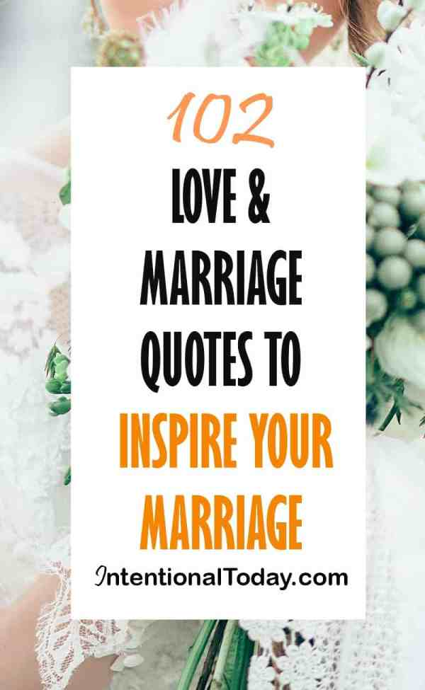 Quotes About Marriage And Love Cool 48 Marriage And Love Quotes To Inspire Your Marriage