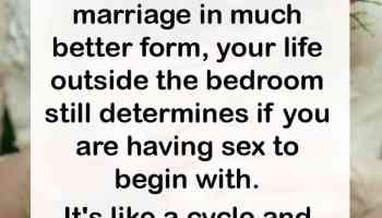 how to start sex after marriage