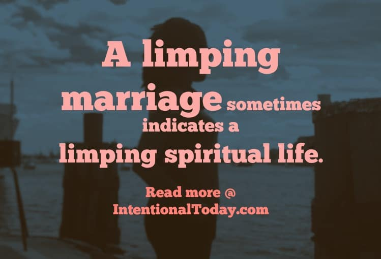 Is Christ in charge of your marriage?