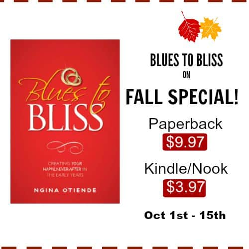 Blues to Bliss Fall Special