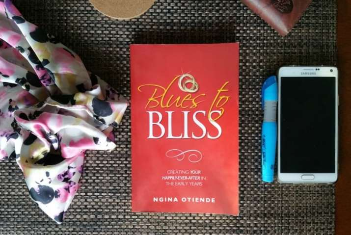Blues to Bliss book