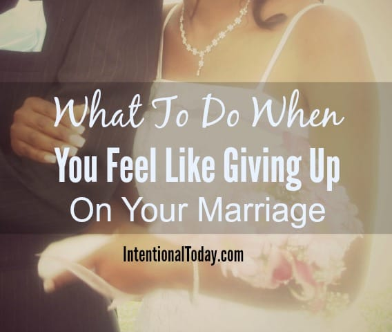 5 Things to Try Before Giving Up on a Relationship
