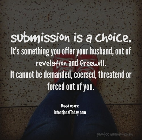 To the wife feeling blamed for the stuggles in her marriage