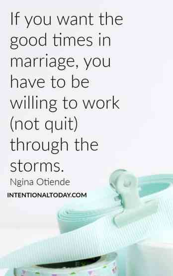 Can humility change a marriage? What happens when we allow God to change us from the inside out? Here's our story. Plus how God can change your story too.