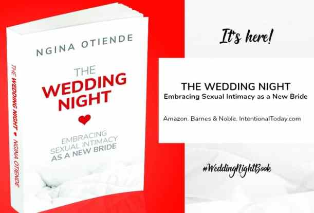 Creating the right foundation for sexual initmacy in marriage