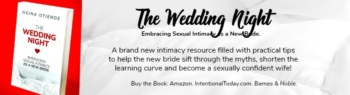 Sexual intimacy Wedding night shorten the learning curve